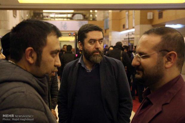 1st day of Fajr Filmfest.
