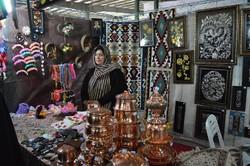 شهرداری زنجان جشنواره اقوام وفرهنگ ایرانی،صنایع دستی رابرگزار کرد