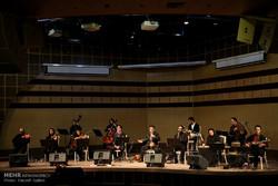 Homayoun Shajarian performs in Amol