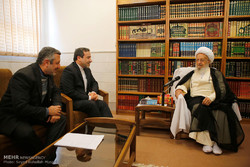 Deputy FM meets with Qom clerics