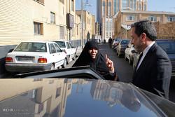دیدار سید عباس عراقچی معاون وزیر امور خارجه با مراجع قم