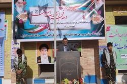 ۱۲۵ پروژه عمرانی دهه فجر در دشتی اجرا و افتتاح میشود