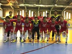 اردوی تیم فوتسال زیر ۲۰ سال در اصفهان برگزار میشود