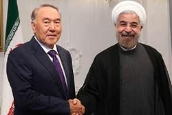 Iran, Kazakhstan mark 25th anniversary of diplomatic relations