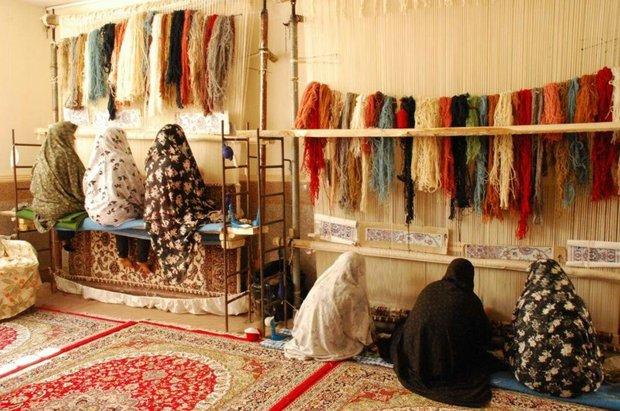 طرح دهکده فرش در چهارمحال و بختیاری اجرا می شود