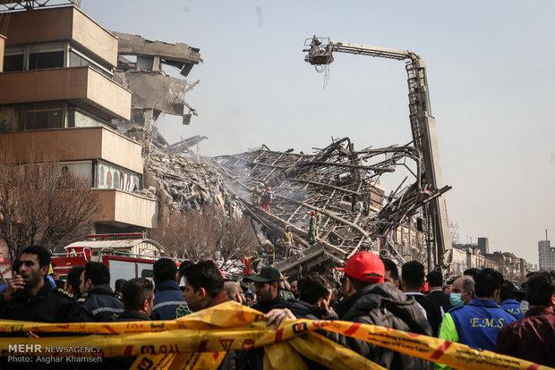 Global sympathy bright side of Plasco tragedy