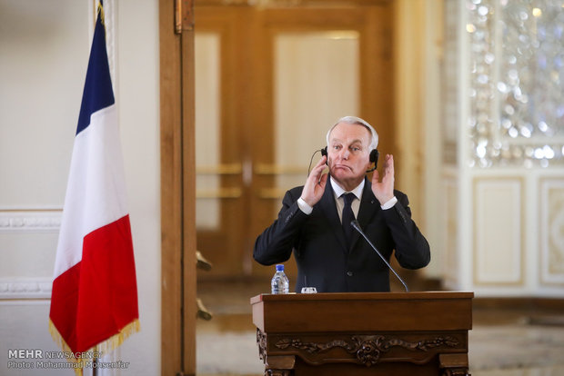 France opposes any US attempts at nuclear renegotiations