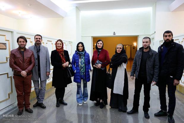 Closing ceremony of Fajr Theater Festival