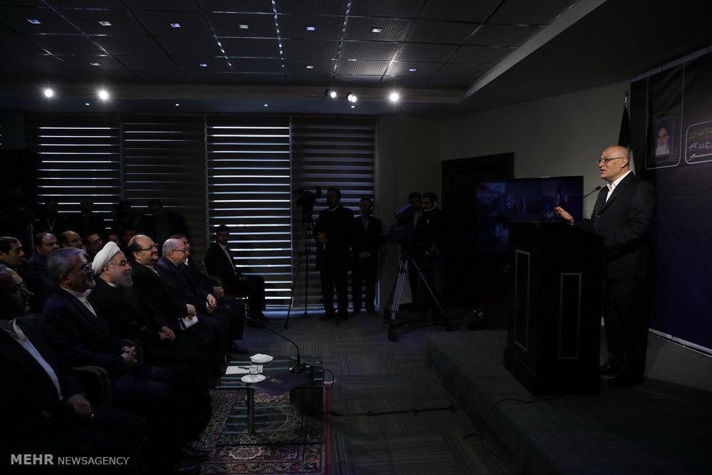 افتتاح و آغاز عملیات اجرایی طرحها و پروژههای صنعتی استان البرز