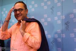رامبد جوان و نگار جواهریان در سی و پنجمین جشنواره فیلم فجر