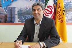 علیرضا علیزاده مدیر عامل توزیع برق اردبیل