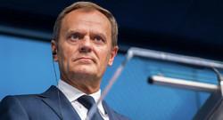 European council president describes Trump as a threat