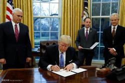 جدال ۵۵ دقیقهای ترامپ با تیم امنیت ملی آمریکا برای تائید برجام