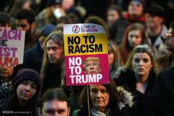 ABD'de Trump karşıtı gösteriler düzenlendi