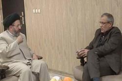 تبریز برای برگزاری همایش پیرغلامان در۲۰۱۸ ظرفیت بزرگی دارد