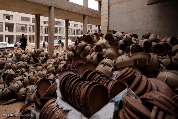 بقایای دانشگاه موصل