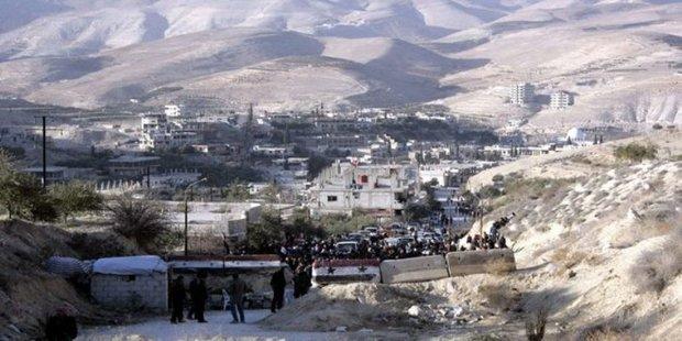 Legal status of 60 militants from Wadi Barada settled