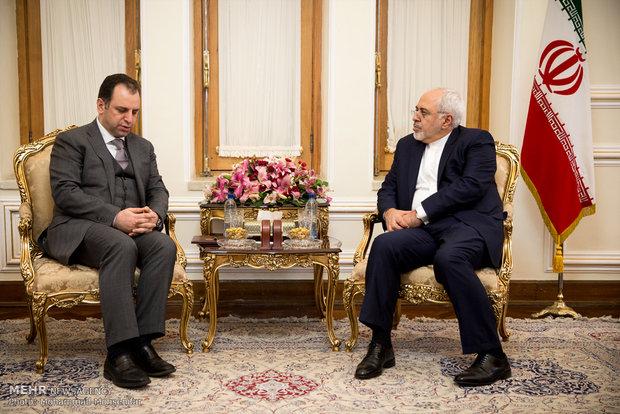 Tehran-Yerevan ties exemplary amid regional tensions