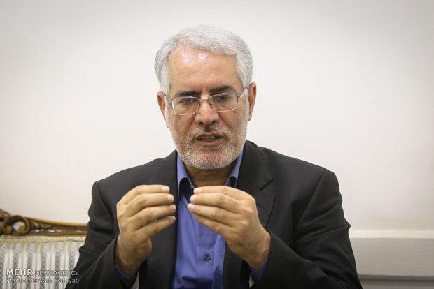 مصاحبه با دهقانی رئیس اداره خاورمیانه وزارت خارجه
