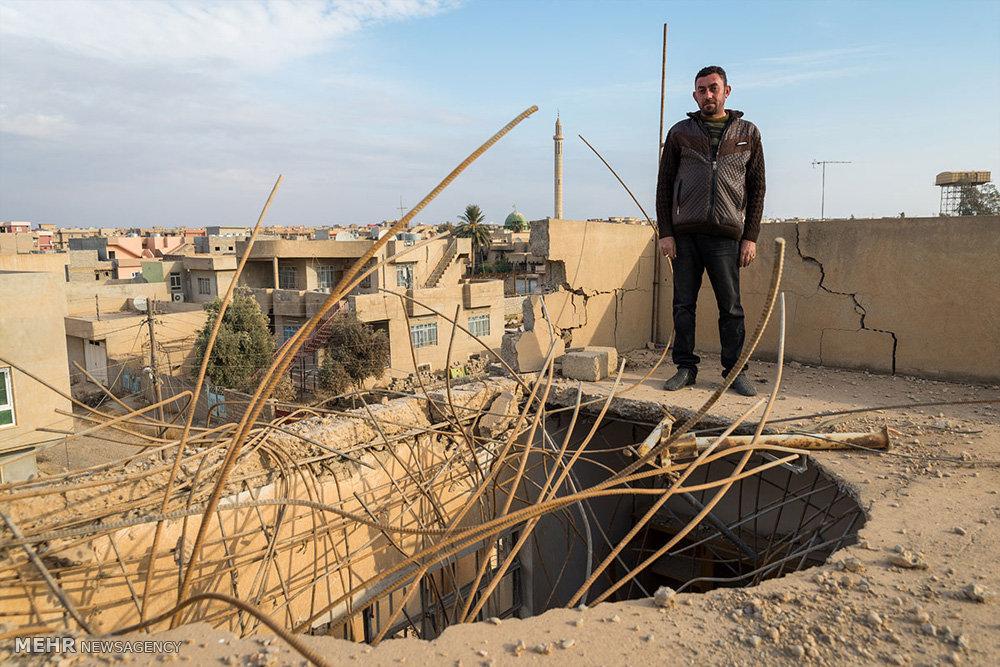 بازگشت مسیحیان عراقی به موصل