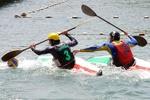 قایقرانان کرمانشاهی در مسابقات اسلالوم قهرمانی آسیا درخشیدند