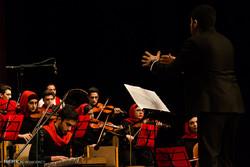 اختتامیه جشنواره موسیقی آوای فجر گلستان