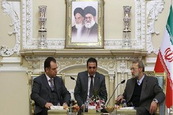 Larijani calls for wise measures of countries to avoid crises