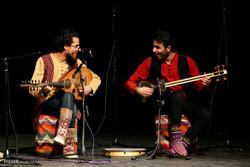 آیین پایانی جشنواره ملی سورنای وحدت