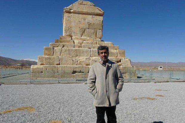 اظهارات جالب محمود احمدینژاد درباره کوروش هخامنشی : اول فارس | آخرین اخبار  ایران ،جهان و فارس