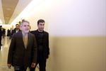 وزیر فرهنگ و ارشاد اسلامی وارد گلستان شد