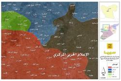الجيش السّوري على تماس مع درع الفرات قرب الباب