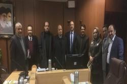 تعاون بين ايران و العراق في مجال التعليم الطبي
