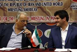 الاتحاد الدولي للمصارعة : قرار ايران محل احترامنا