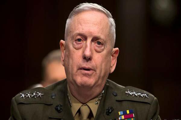 متیس: جنگ احتمالی با کره شمالی فاجعه بار خواهد بود