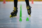 مسابقات اسکیت جام رمضان استان مرکزی در اراک پایان یافت