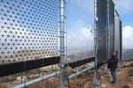 فیلم/حصاری برای تبدیل مه به آب
