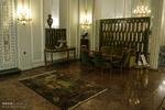 رونمایی از بوستان و گلستان سعدی در موزه کتابخانه سلطنتی نیاوران