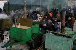 مشرقی یوکرائن میں کشیدگی میں اضافہ
