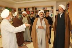 بازدید معاون قرآن و عترت وزیر فرهنگ و ارشاد از موسسه ترجمان وحی