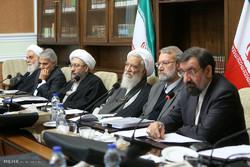 آخرین جلسه از دوره پنج ساله مجمع تشخیص مصلحت نظام برگزار شد