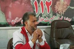 علی یحیایی معاون امداد و نجات هلال احمر استان سمنان