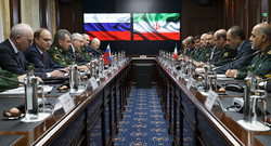 Russian-Iranian military coop. 'not limited to supply of S-300 systems'