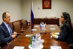 روسیه دخالت مخرب در امور داخلی ونزوئلا را رد کرد
