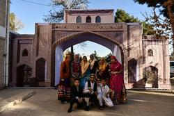 مراسم رسمی افتتاحیه شیراز پایتخت جوانان جهان اسلام در سال ۲۰۱۷