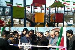 ۴ پروژه عمرانی و خدماتی در شهرستان فومن افتتاح شد