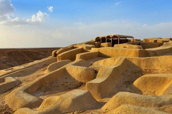 سه محوطه جدید باستانی در حریم شهرسوخته کشف شد