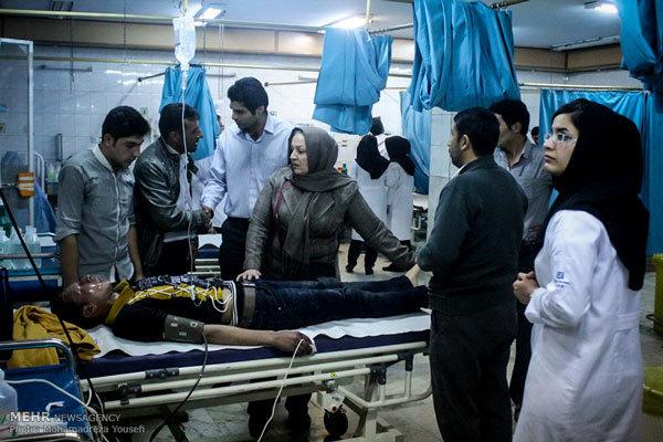 بیش از ۲۰۰ مصدوم درپی نشت گاز در دزفول/ پلیس درپی دستگیری مظنونان