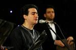 کنسرت موسیقی همایون شجریان در تبریز