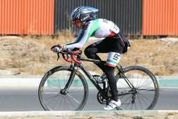لیگ دوچرخه سواری کراس کانتری بانوان کشور در اراک پایان یافت