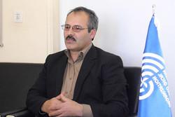 دولتی مهر مدیر کل هواشناسی اردبیل